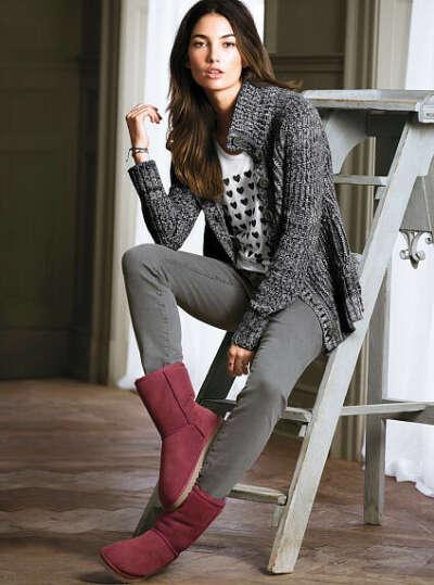 Classic Short Boot - UGG® Australia - Victoria's Secret