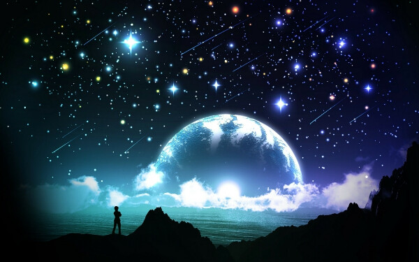 Снова заночевать под звездами