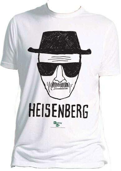Breaking Bad футболка Heisenberg