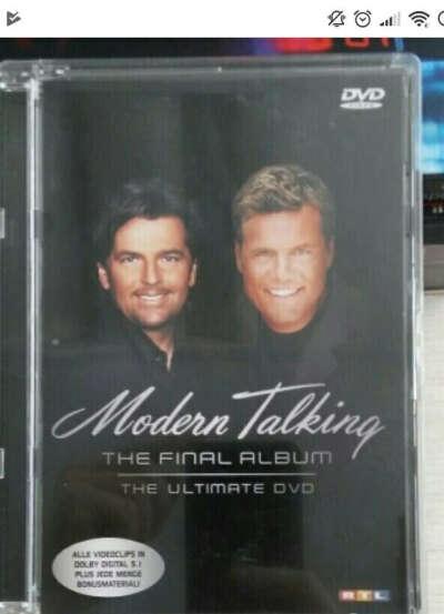 DVD Modern Talking - The Final Album
