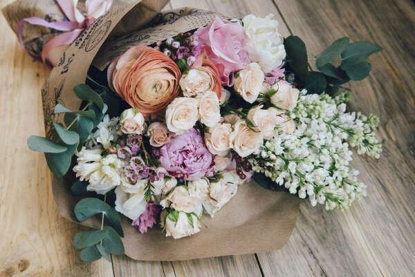 Обожаю живые цветы :))) Подниматель настроения №1