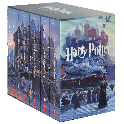 Harry Potter на английском