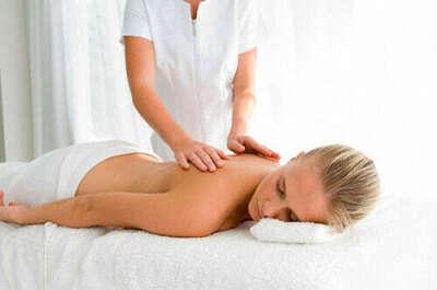Спа с массажем, а лучше сеансы мануальной терапии