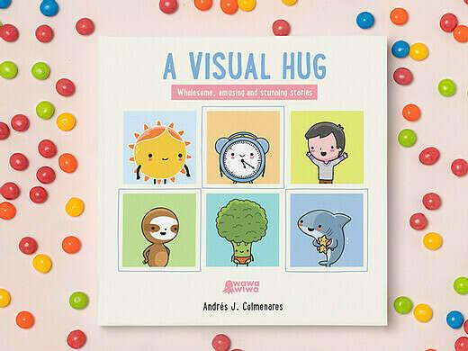 A Visual Hug - Wawawiwa Comics