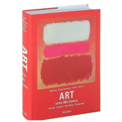 Art of the 20th Century, автор Ingo F. Walther