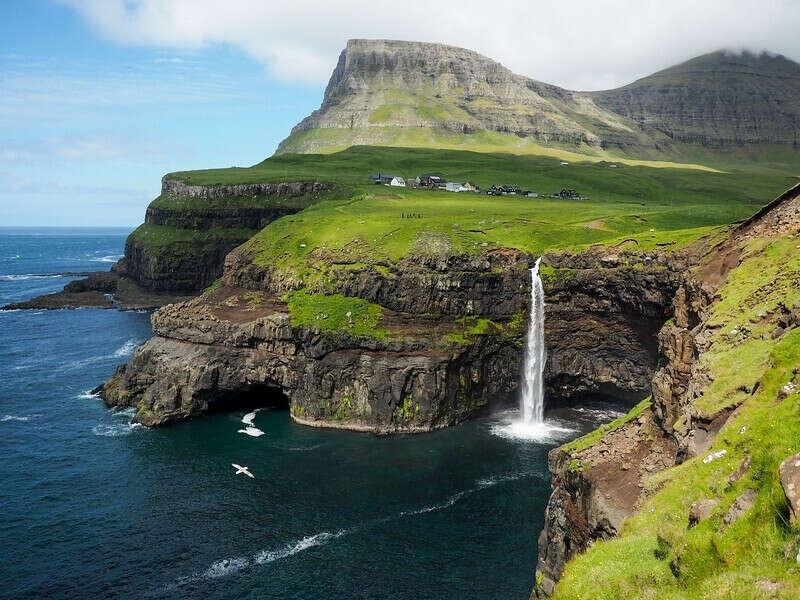 Поехать на Фарерские острова