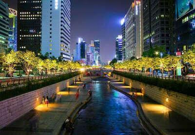 Я хочу поехать в Сеул
