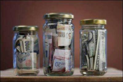 Копить деньги на мечты