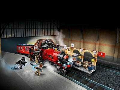 LEGO Хогвартс-экспресс Harry Potter
