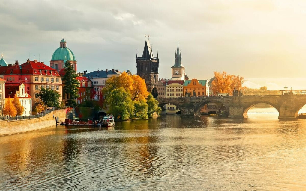 Хочу посетить Прагу!