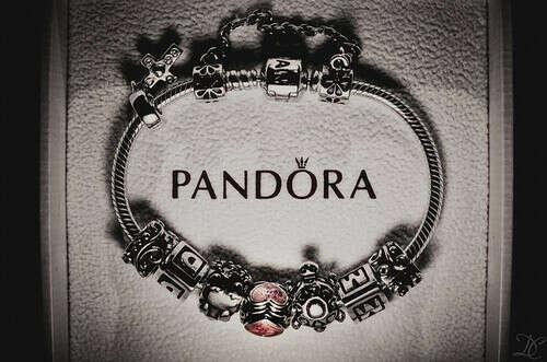 Собрать браслет Pandora