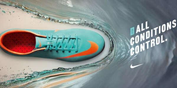 Футбольные бутсы Nike Mercurial Vapor VIII. Взрывная скорость