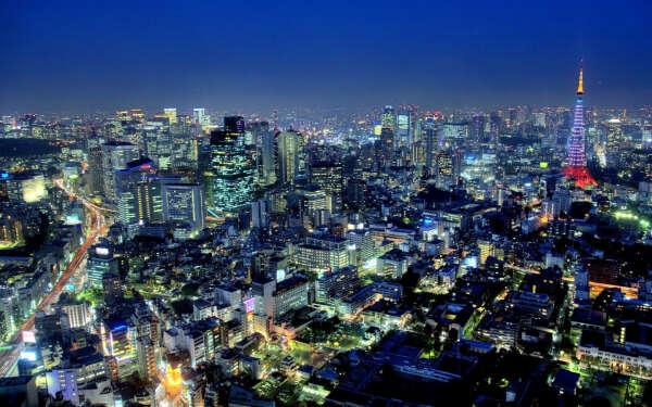 Поехать в Японию летом