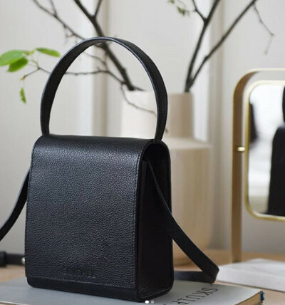 Базовая черная сумка