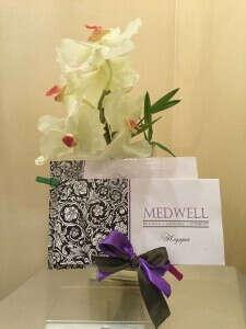 Подарочный сертификат в СПА Medwell