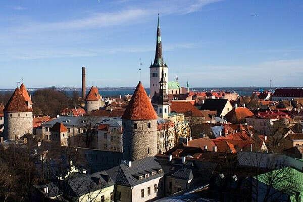 Побывать в Эстонии