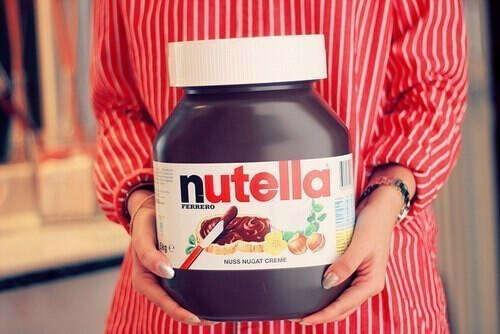 Хочу 5 кг nutella