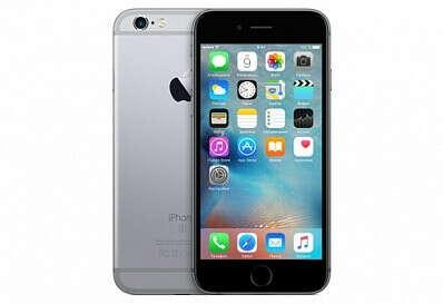 iPhone 6s 64 ГБ серый космос