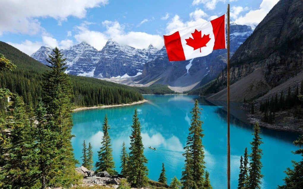 Путешествие по Канаде