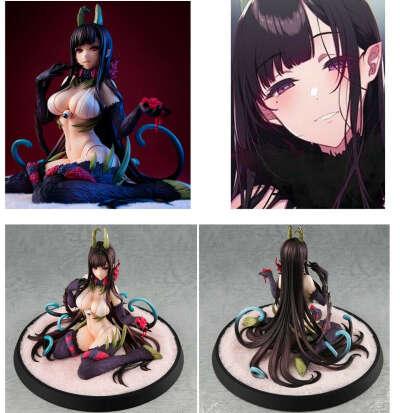 Фигурка Чиё / Шуб-Ниггурат ( «Демон, который стал моей сестрой» )