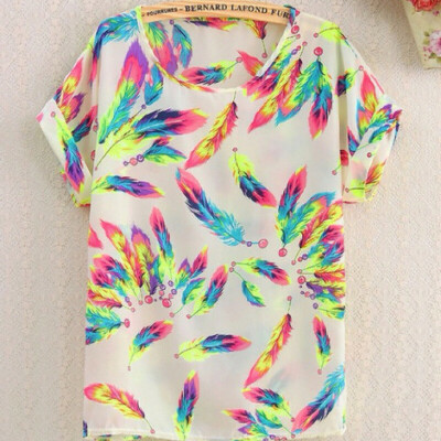 Шифоновую блузку