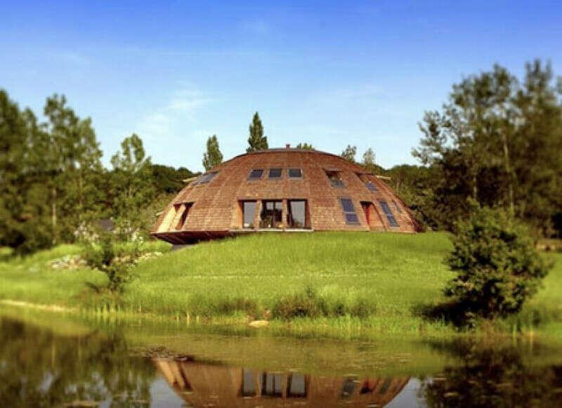 Сферический / купольный дом