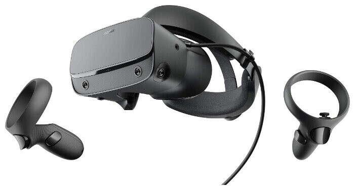 Купить Очки виртуальной реальности Oculus Rift S по выгодной цене на Яндекс.Маркете