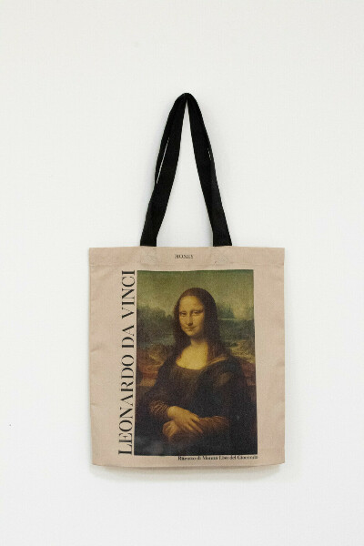 Шоппер Leonardo da Vinci