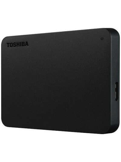 Внешний жесткий диск Canvio Basics, 1 ТБ (HDTB410EK3AA), Toshiba