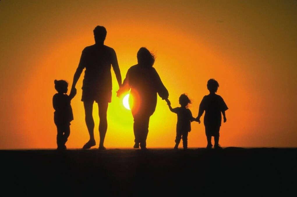 Построить благополучную семью