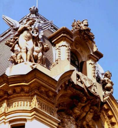 поездка в Румынию в замок графа Дракулы