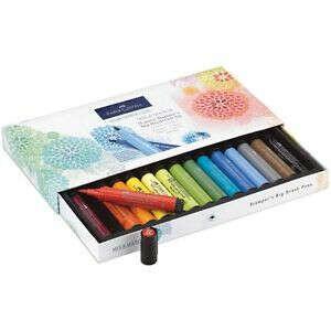 Stamper's Big Brush Pens Gift Set 15/Pkg Faber Castell Artist Pens Markers