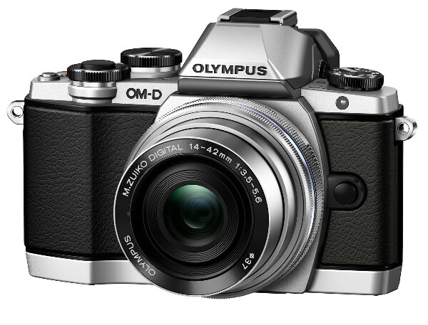 Olympus OM-D E-M10 Kit с объективом 14-42 серебристый