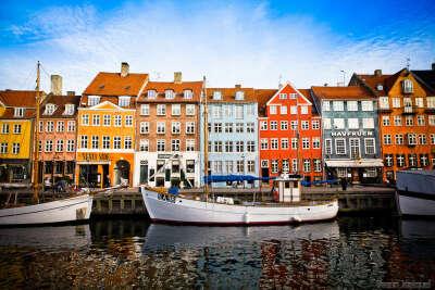 в Копенгаген