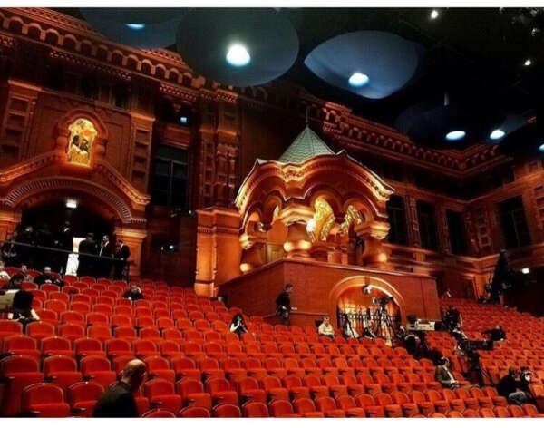 Посетить Геликон опера