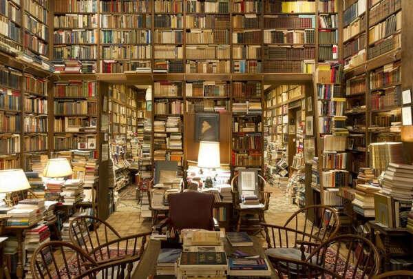 Собственную  библиотеку