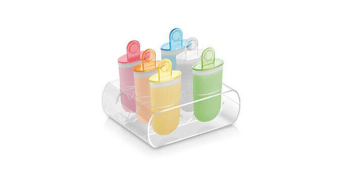Формочки для мороженого BAMBINI