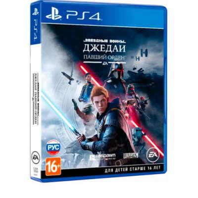 PS4 игра EA Звёздные Войны Джедаи: Павший Орден