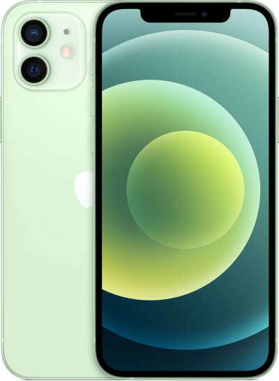 Apple iPhone 12, 256 ГБ, зеленый
