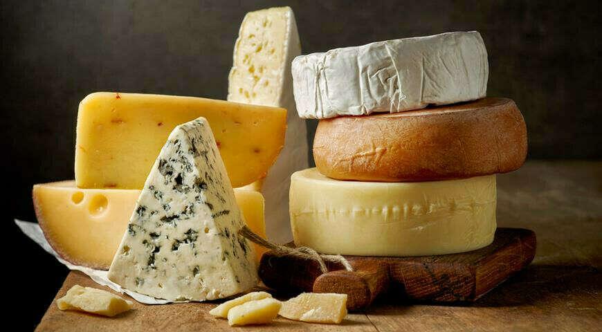 Всегда рада вкусному сыру
