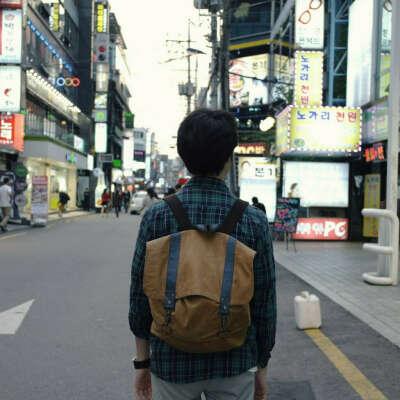 Посетить Корею