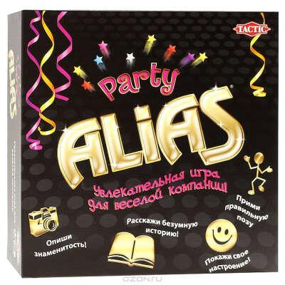"""Настольная игра """"Alias: Party"""""""
