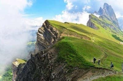 Сердце Доломитовых Альп