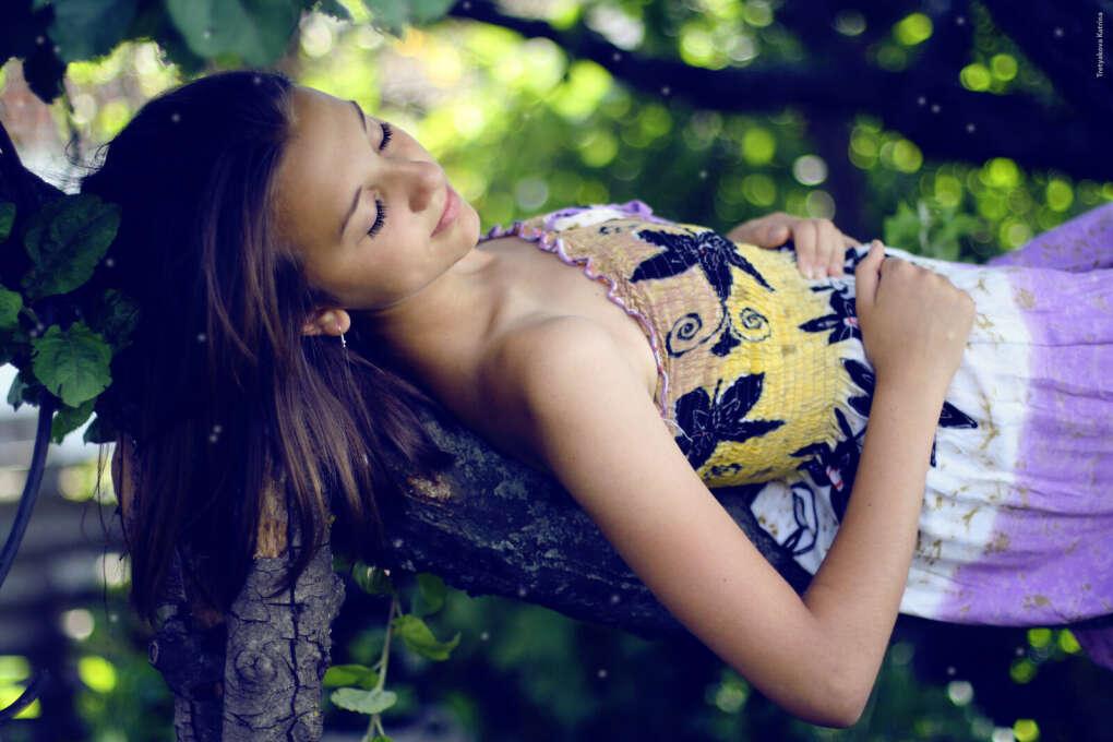 Спать под открытым небом на свежем воздухе