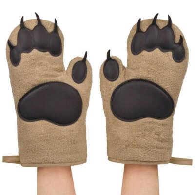 Прихватка для горячего 'Bear Hands'
