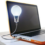 USB лампа Bright Idea