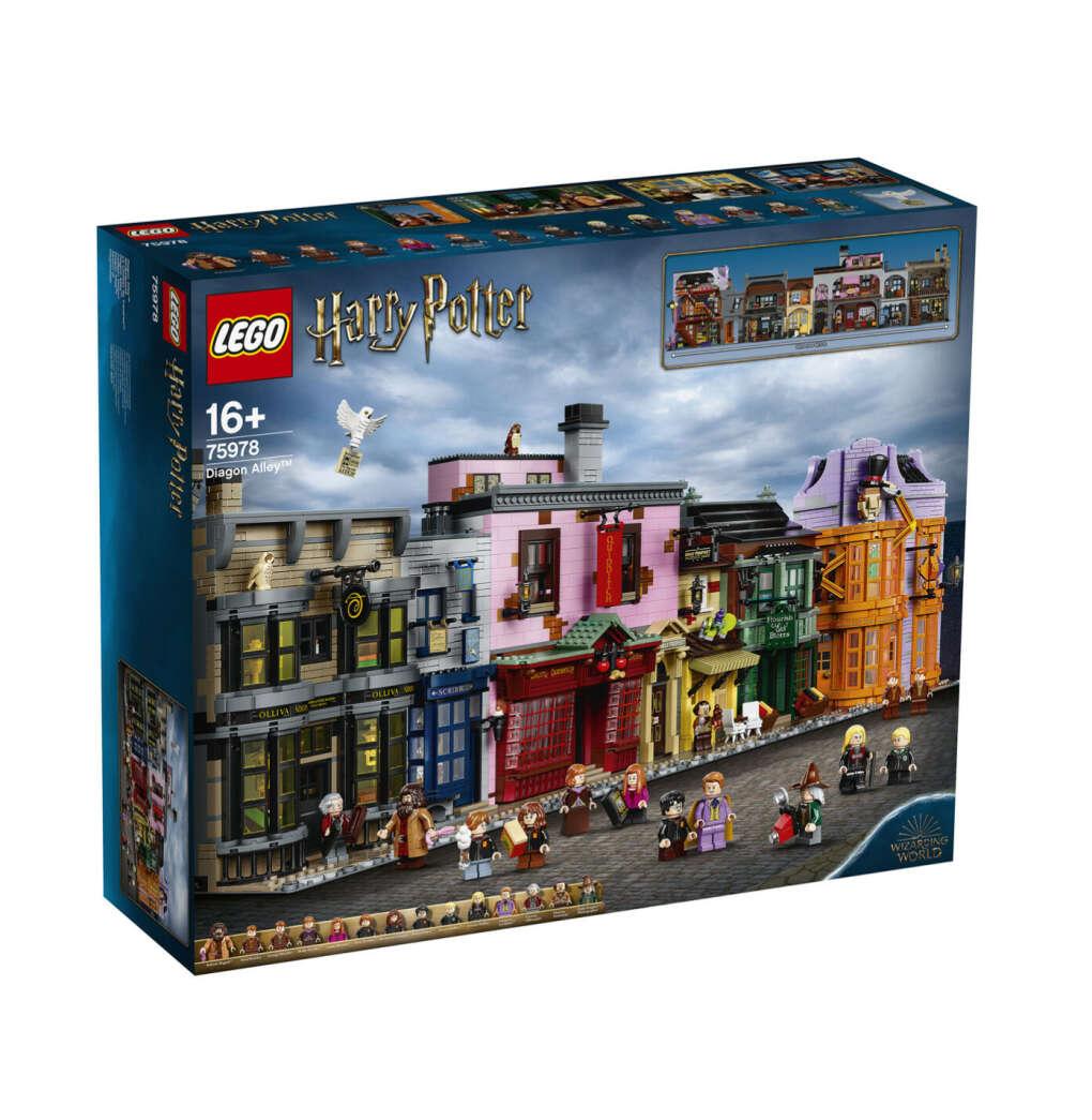 LEGO Harry Potter Косой переулок