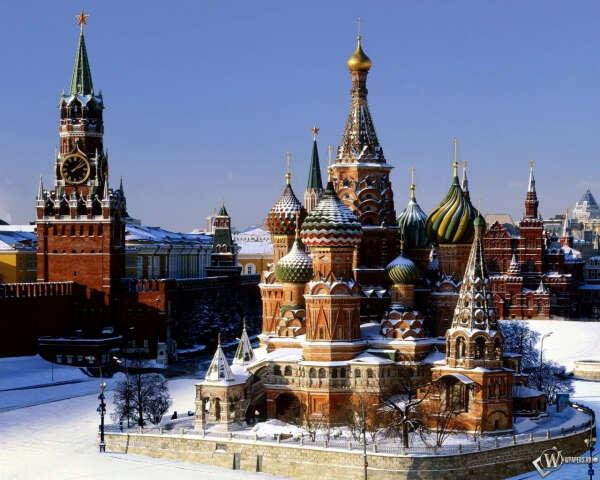 Хочу поехать в Москву