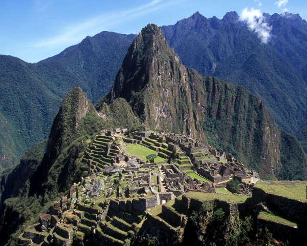 Южная Америка, побывать в городе  Мачу-Пикчу