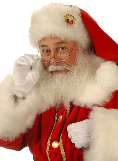 Посетить Санта Клауса